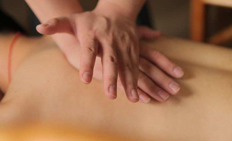 piacere di un massaggio